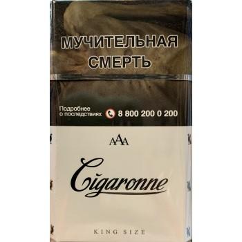 Cigaronne Кing Size White 84mm