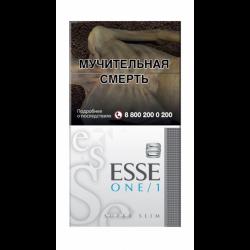 Сигареты Эссе 1 (Esse One)