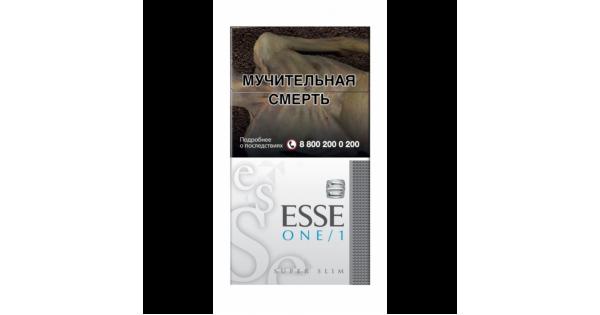 Сигареты esse one купить одноразовая электронная сигарета masking вкусы
