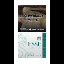 Сигареты Эссе Ментол (Esse Menthol)