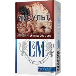 Сигареты Лм Блю (L&M Blue Label)