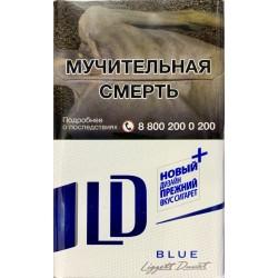 Сигареты ЛД Автограф Блю (LD Autograph Blue)