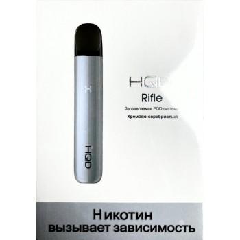HQD Rifle + 2 сменных картриджа (Цвет Серебристый)