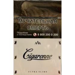 Cigaronne Ultra Slims White