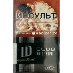 Сигареты ЛД Клаб Платинум (LD Club Platinum)