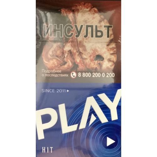 Сигареты play hit купить сигареты кисс москва опт