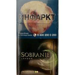 Сигареты Собрание Компакт Фрэгранс (Sobranie Compact Fragrance )