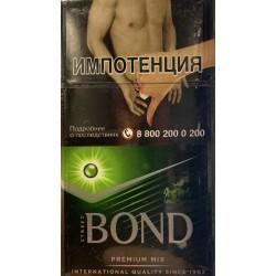 Bond Street Compact Premium Mix Green