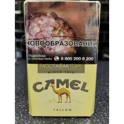 Сигареты Кэмел Желтый (Camel Filters)