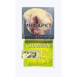 Сигареты Чапман Грин Супер Слим (Chapman Яблоко SuperSlim)