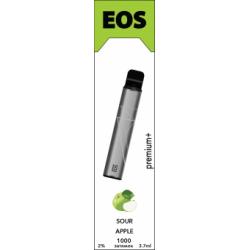 EOS E-Stick Premium Plus Sour Apple (EOS Е-стик Премиум Плюс Яблоко)