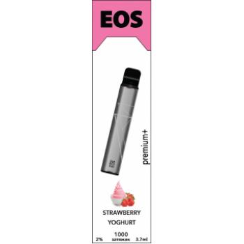 EOS E-Stick Premium Plus Strawberry Yoghurt (EOS Е-стик Премиум Плюс Клубничный Йогурт)