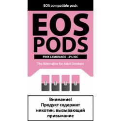 Картриджи EOS Pods Pink Lemonade (EOS Розовый Лимонад)
