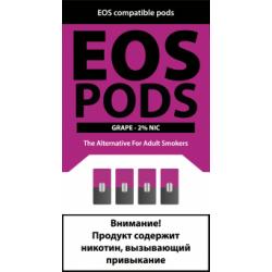 Картриджи EOS Pods Grape (EOS Виноград)