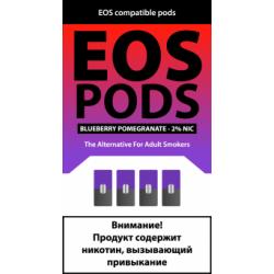 Картриджи EOS Pods Blueberry Pomergranate (EOS Черника Гранат)