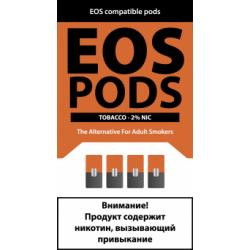 Картриджи EOS Pods Tobacco (EOS Табак)