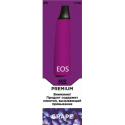 EOS E-Stick Premium Grape (EOS Е-стик Премиум Виноград)