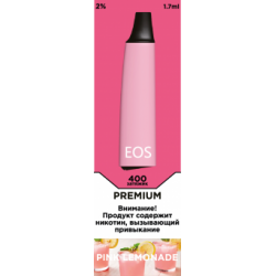 EOS E-Stick Premium Pink Lemonade (EOS Е-стик Премиум Розовый Лимонад)