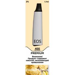 EOS E-Stick Premium Cookie Lemon (EOS Е-стик Премиум Лимонное Печенье)