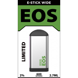 EOS E-Stick Wide Monster Beverage (EOS Е-стик Энергетик Монстер)