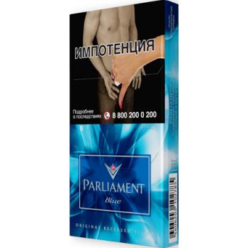 Сигареты Парламент Блю (Parliament Blue - EVE Premium Blue)