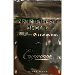 Cigaronne Ultra Slims Black