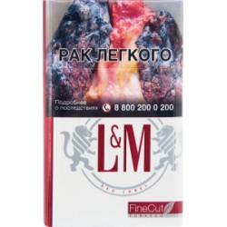 Сигареты Лм Ред (L&M Red Label)