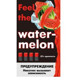 Картриджи Feel the Flavor Watermelon (Feel Арбуз)
