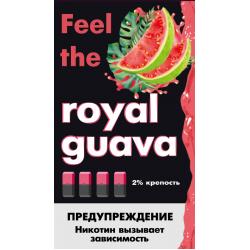 Картриджи Feel the Flavor Royal Guava (Feel Гуава)