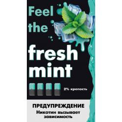 Картриджи Feel the Flavor Fresh Mint (Feel Мята)