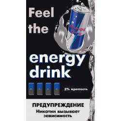 Картриджи Feel the Flavor Red Bull (Feel Ред Булл)