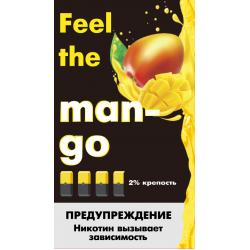 Картриджи Feel the Flavor Mango (Feel Манго)