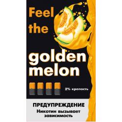 Картриджи Feel the Flavor Golden Melon (Feel Дыня)