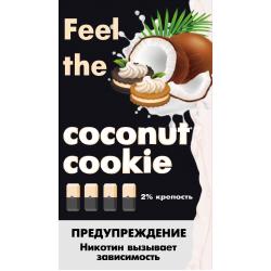 Картриджи Feel the Flavor Coconut Cookie (Feel Кокосовое Печенье)