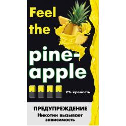 Картриджи Feel the Flavor Pineapple (Feel Ананас)