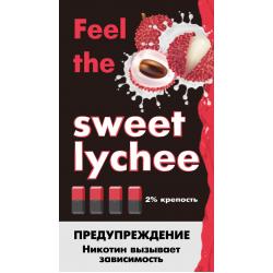Картриджи Feel the Flavor Sweet Lychee (Feel Личи)