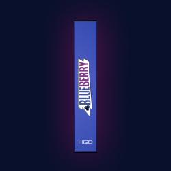 HQD STARK Blueberry (HQD Старк Черника)