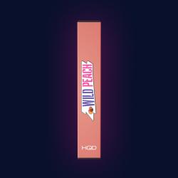 HQD STARK Peach (HQD Старк Персик)