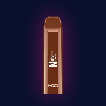 HQD Cuvie Nuts tobacco (HQD Куви Орех)