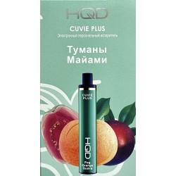 HQD Cuvie Plus POG Orange Guava (hqd Куви Плюс Туманы Майами/Апельсин Гуава)