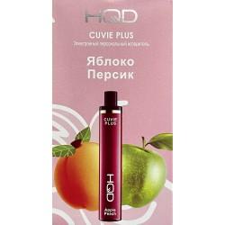 HQD Cuvie Plus Apple Peach (hqd Яблоко Персик)