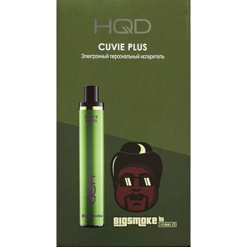 HQD Cuvie Plus Big Smoke (hqd Куви Плюс Биг Смок) Лимитированный вкус