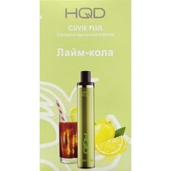 HQD Cuvie Plus Lime Cola (hqd Куви Плюс Лайм Кола)