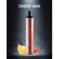 HQD MAXX Strawberry Banana (HQD Макс Клубника Банан)