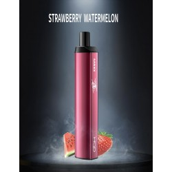 HQD MAXX Strawberry Watermelon (HQD Макс Клубника Арбуз)