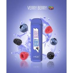 HQD Mega Verry Berry (HQD Мега Лесные Ягоды)