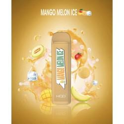 HQD Mega Mango Melon Ice (HQD Мега Манго Дыня)