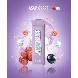 HQD Mega Grape (HQD Мега Сочный Виноград)