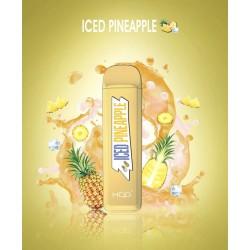 HQD Mega Iced Pineapple (HQD Мега Ананас)
