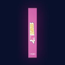 HQD Ultra Stick Pink Lemonade (HQD Ультра Стик Розовый Лимонад)